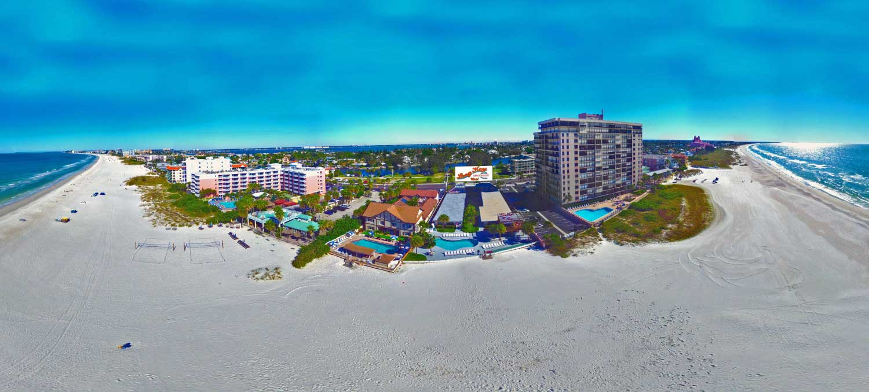 Long Key Beach Resort And Motel St Pete